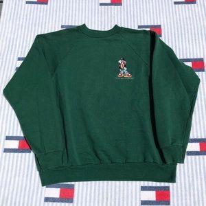 Vintage Warner bro's Sylvester crewneck sweatshirt